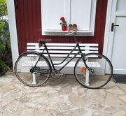 Fahrrad Oldtimer Mars Original