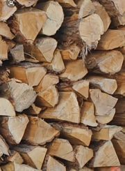 ofenfertiges Brennholz inkl Lieferung
