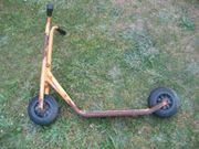 uralter Kinderroller Roller Scooter Tretroller