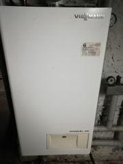 Viessmann Gas Heizung