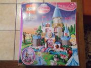 Lego Disney Princess Cinderellas Prinzessinnenschloss
