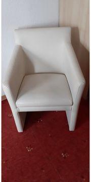 Leder Sessel zu verschenken