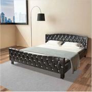Doppelbett mit Memory-Schaum-Matratze 180 x