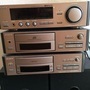 Sony Stereoanlage FM Stereo FM-AM