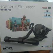 Bkool Pro Rollentrainer und Simulator