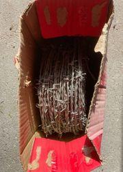 Stacheldraht neu für garten zaun