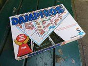 Vintage Retro Gesellschaftsspiel DAMPFROSS von