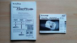 Digitalkameras, Webcams - DIGITALKAMERA FINEPIX 2600 ZOOM SEHR