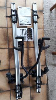 Thule 591 Fahrraddachgepäckträger mit Einschlüsselsystem