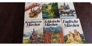 6 Verschiedene Märchenbücher