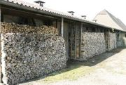 Verkaufe Brennholz mit hohen Harzanteil