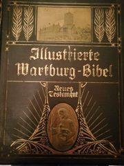 Illustrierte Wartburg-Bibel Neues Testament v