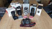 Canon 80 D und seine