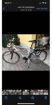 Winora E-Bike F2 Herren 52cm