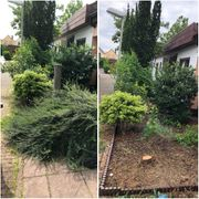 Garten-Arbeiten