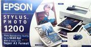 Tintenstrahldrucker - Epson Stylus Photo 1200