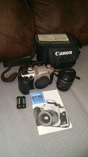 Kamera Canon eos 50 50e