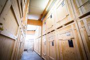 Lagerboxen Lagerflächen Lagerraum