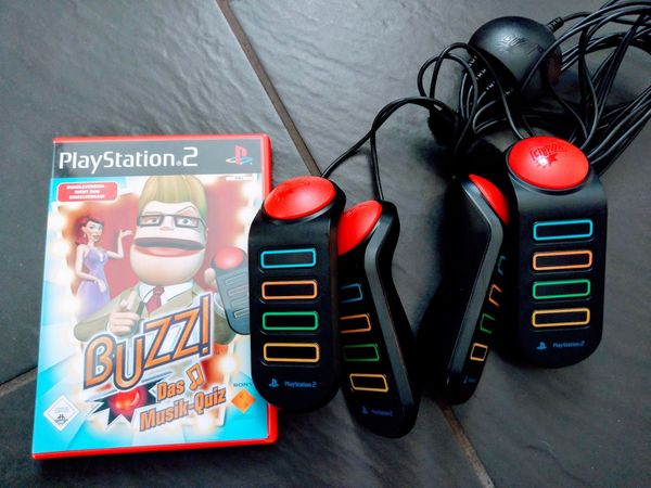 Sony Playstation 2 Buzz Controller