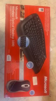 Tastatur mit Maus Neu Neupreis