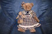 Teddymama mit Teddybaby v Douglas