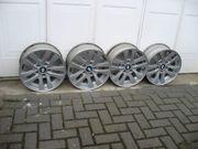 4 original BMW Alufelgen 7