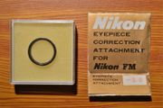 Nikon Augenkorrekturlinse -3