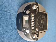 CD-Player mit Radio und Kassettenplayer