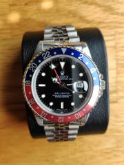 Rolex GMT Master I Edelstahl