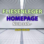 Homepage Webseiten für Fliesenleger 349