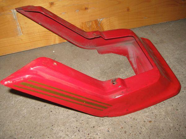 Moto Guzzi- Teile für Monza