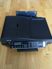 Multifunktionsdrucker Epson Stylus Office BX320FWDrucker