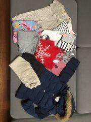 Bekleidungspaket Mädchen 98 104