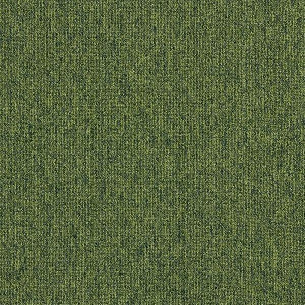 Grüne Emply Loop Eden Teppichfliesen