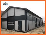 Halle Lager Werkstatt Logistik Lagerhalle