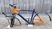Fahrrad- Rahmen