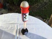 Kinder-Mikrofon Kinder-Mikrophon Hand-mikrofon Soundeffekte Licht