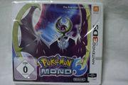 3DS Game Pokemon Mond NEU