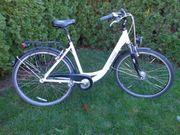 Fahrrad von Cyco mit 7