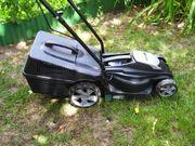 Gardenline Elektro Rasenmäher mit noch