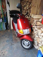 Piaggio Motorroller 50