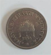 10 Filler Ungarn 1994 Österreichisch-Ungarische