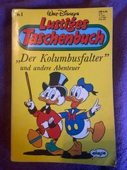 Lustiges Taschenbuch Band 1 1990