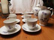 Kaffeeservice oder Teeservice