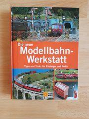 Buch Die neue Modellbahn-Werkstatt
