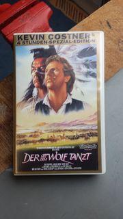 VHS - Der mit dem Wolf tanzt