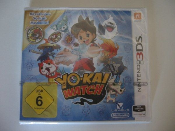 Yokai-watch Special Edition neu