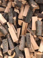 Kaminholz Brennholz Feuerholz 1A Qualität