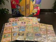 Pokemon Base Set Sammlung komplett