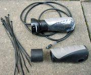 Ergonomischer Gasgriff BREIT 36V passend